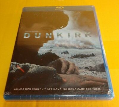 Dunkirk (Blu-ray Disc,2018)NEW (Sealed)-Free Shipping with Tracking