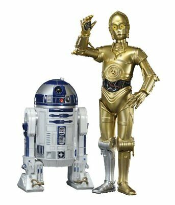 Star Wars C3-PO & R2-D2 Artfx+ Kotobukiya 1/10 Statuen Set (Japan Import)