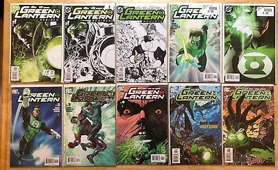 Green Lantern Lot DC Comics 24 Book Lot Rebirth 1&2 Sketch Variant + #1-20 vol 4