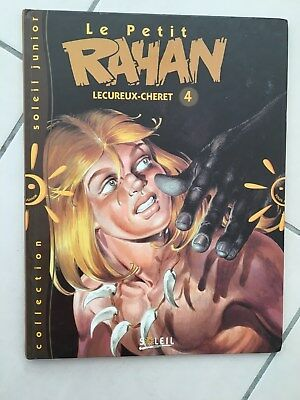 Super Bd Le Petit Rahan N°4 (Lecureux, Cheret, Collection Soleil Junior)