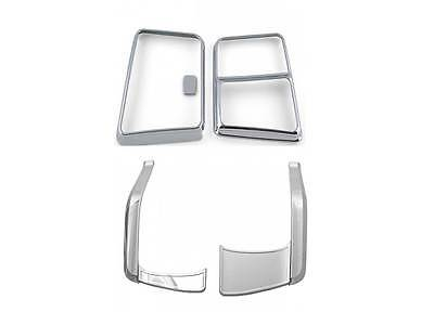 Fairing Side Trims and Dash Door Accents Goldwing 1800 2012 - 2016 Add On B3-4