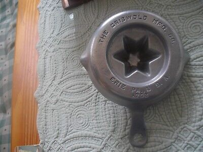 RARE Griswold Cast Aluminum Erie PA USA Juicer NOT Advertising Cast Iron NICE