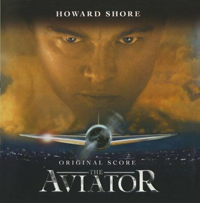 The Aviator Original Motion Picture Soundtrack CD Album New & Sealed