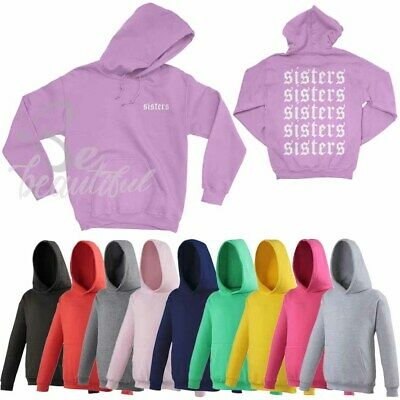 JAMES Charles SISTERS HOODIE ADULTS Kids Toddlers All Sizes 1-15 yrs T SHIRT TEE