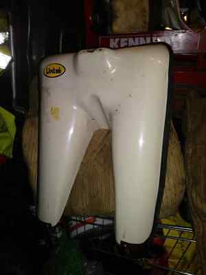 Vintage Moped Leg Shields