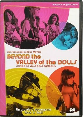 Dvd Beyond the valley of the dolls - Long The valley of bambole - ed. 2 discs
