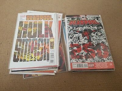 Deadpool collection 27 issues