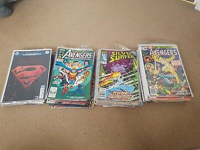 Comic collection 77 issues. Bronze to modern age. Marvel DC indies