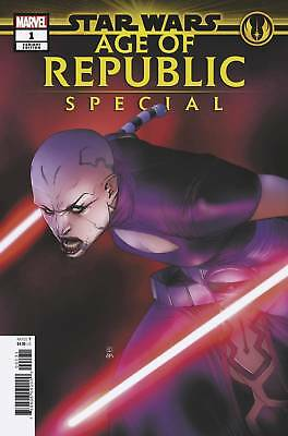 Star Wars Age of Republic Special #1 Marvel Comic 2019  Khoi Pham Variant Cover