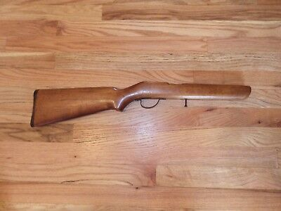 WESTERNFIELD 880A-ECH MADE by Colt  22 LR Rifle Wood Stock Set