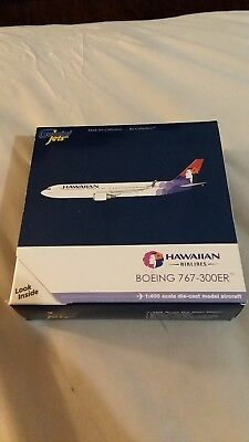 Gemini Jets Hawaiian Airlines Boeing 767-300ER 1/400 Scale Diecast GJHAL1382