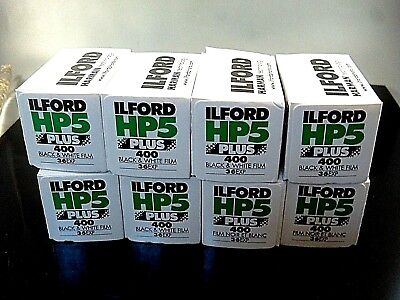 Ilford HP5 Plus Black & white (35 mm) ISO 400/27 Exp 5/19 /BIN 1 box 8 available