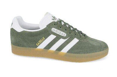 4610c202095 ADIDAS MENS ORIGINALS gazelle crafted trainers shoes limited edition ...