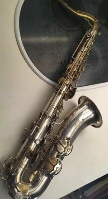 "Pierret ""artiste Competition"" Tenor Saxophone"