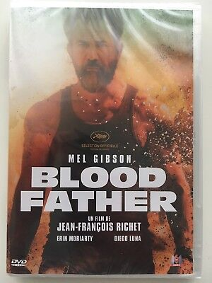 Blood father DVD NEUF SOUS BLISTER Mel Gibson