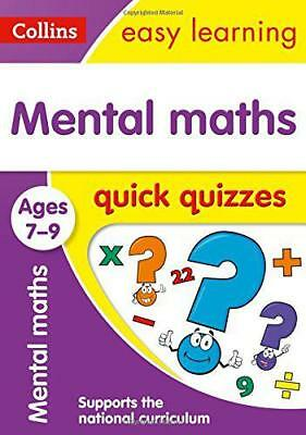 Mental Maths Quick Quizzes Ages 7-9 (Collins Easy Learning KS2) by Collins Easy
