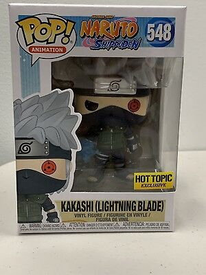 Funko POP! Naruto Shippuden Vinyl Action Figure - Kakashi (LIGHTING BLADE)