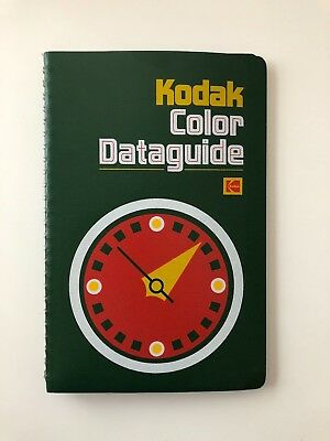 Kodak Color Darkroom Guide - 5th Edition, 1975 Second Printing (Collectible)