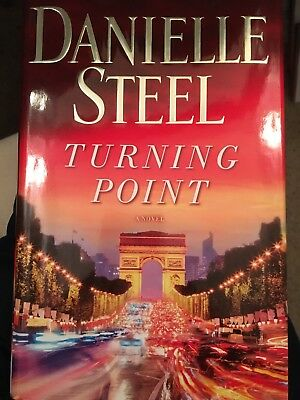 Turning Point: A Novel by Danielle Steel (2019, Hardcover) Brand New Free Ship