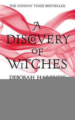 A Discovery of Witches (All Souls Trilogy 1) by Deborah Harkness, Paperback Book