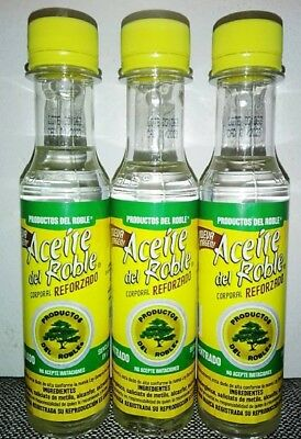 3 Aceite De Arrayan Oil For Massage Soothing Muscle Pain Back Pain