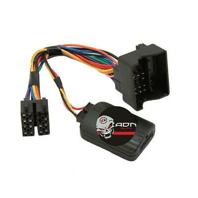 Interface Commande au volant FO3CN pour Ford 03-14 CAN-Bus Fakra Chinois ADNAuto