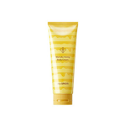 [the SAEM] Care Plus Manuka Honey Body Cream 230ml