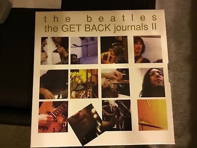 Beatles - Get Back Journals II - 8CD box on Vigotone Label with 24 page book