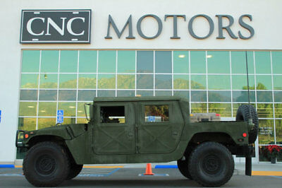 2005 AM General H1 H1 Military Vehicle 2005 AM General H1 Military Vehicle Only 5,848 Miles Hummer CNC Motors Upland CA