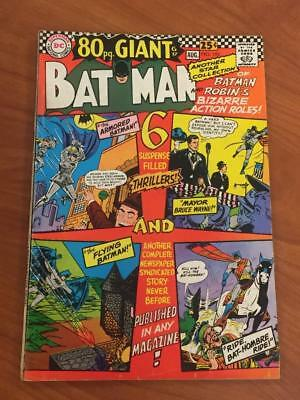 Batman #193 DC Comics 1967 80 page giant VG