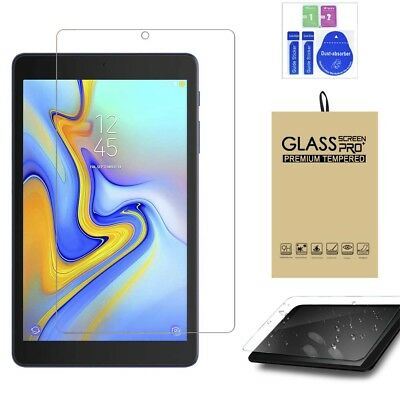 Tempered Glass Screen Protector Film For Samsung Galaxy Tab A 8.0 SM-T387 2018