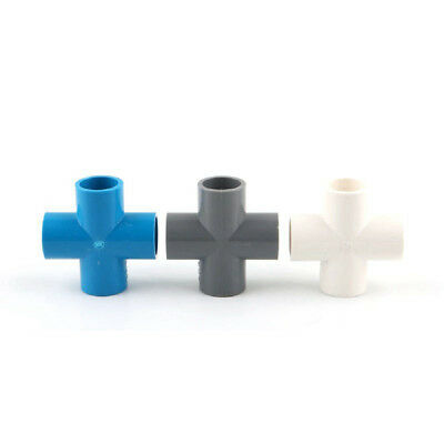 20mm Water Pipe Head Water Pipe Four Ways Cross Connector For Irrigation System