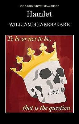 Hamlet (Wordsworth Classics) by William Shakespeare, Paperback Book, New, FREE &