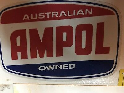 Ampol Decal Sticker