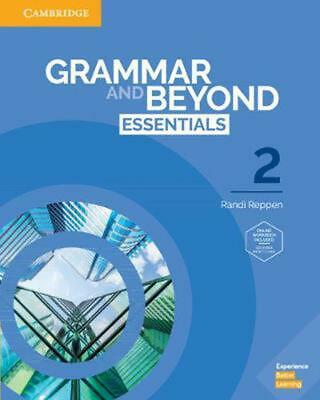 Grammar and Beyond by Randi Reppen Book & Merchandise Book Free Shipping!