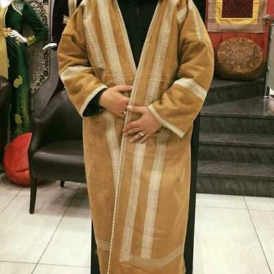 Brand new Khaleejy style Islamic Arabian Farwa cloak for men direct from our fac