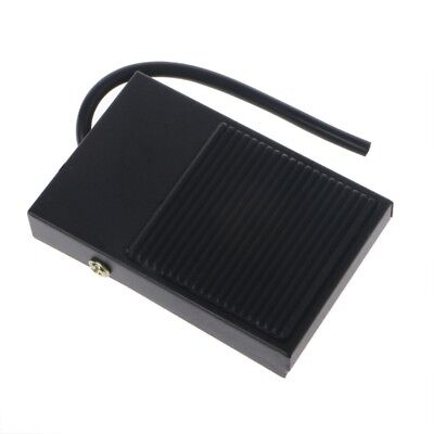 10A AC 250V Heavy Duty Metal Momentary Electric Power Antislip Foot Pedal Switch