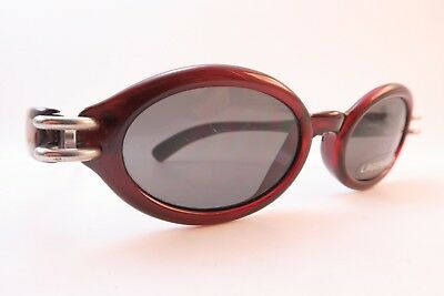 Vintage Lagerfeld sunglasses NOS Mod 4132 30 red made in France