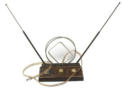 Vintage Rembrandt Television Rabbit Ears Antenna Free Fast Shipping