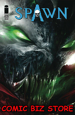 Spawn  #292 (2018) 1St Printing Mattina Cover A Bagged & Boarded Image Comics