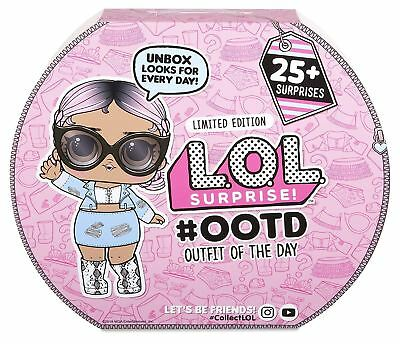 LOL Surprise Outfit Of The Day Calendar With Exclusive Doll L.O.L.