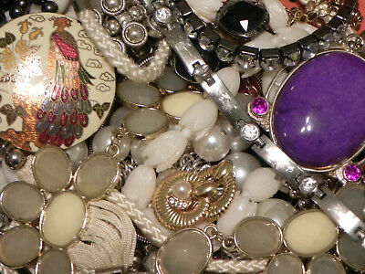 Estate Sale Lot of Vintage to Modern Jewelry, #850