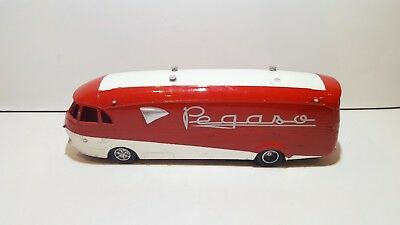 RARE Vintage MODELTRANS 236 Pegaso Bacalao Furgon 1:43 Spain Resin used condit.