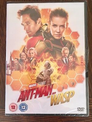 Ant-man And The Wasp DVD (2018) antman