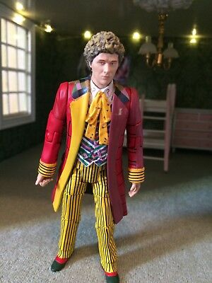 Doctor Who 6th Doctor Figure