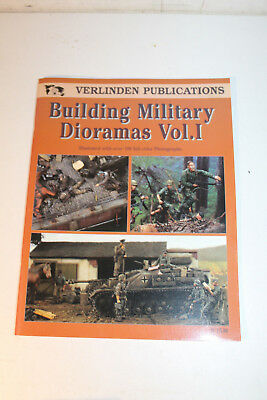 Verlinden Publications 1530 Vol. 1 Heft Modellbau Militär Diorama Magazin
