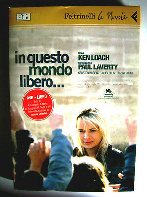 Dvd In This world libero (The Clouds) + Book by Ken Loach 2007 Used