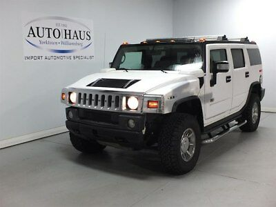 2007 Hummer H2  2007 HUMMER H2 - RUNS AND DRIVES GOOD! WELL EQUIPPED! LOW RESERVE!
