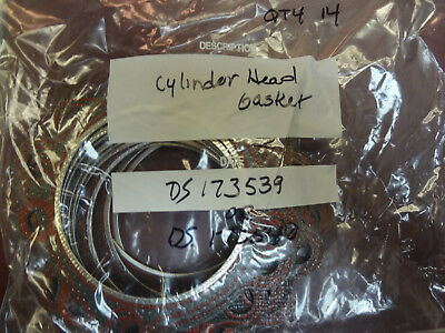 James Gasket Cylinder Head Gasket And Cylinder Base O-Ring