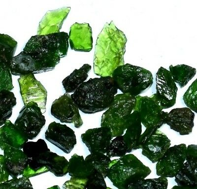 80 Ct Natural Tanzania Mint Green Tsavorite Garnet Top Quality Collectible Rough